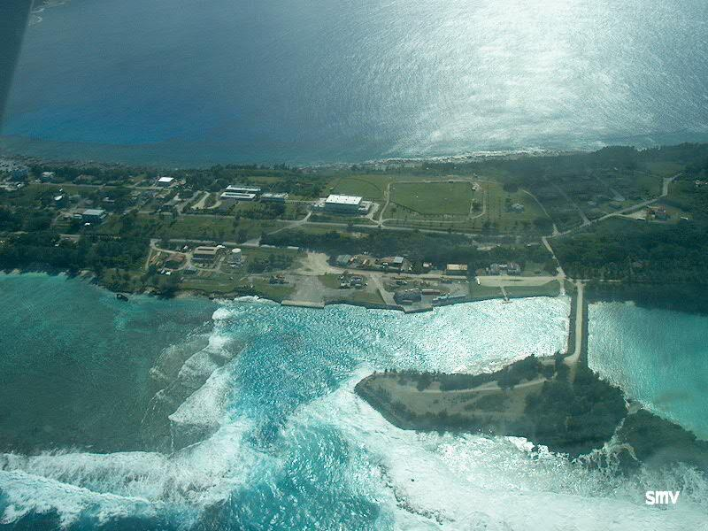 Aerial Views of Rota, NMI